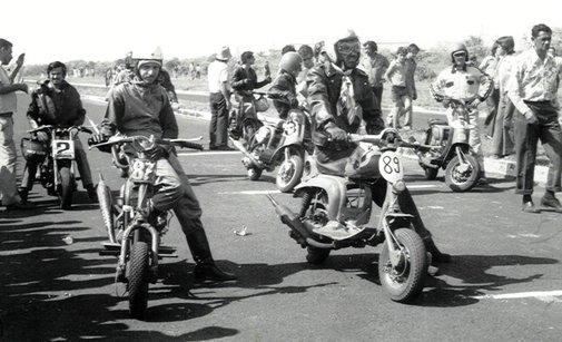 Brazilian Scooter Racing
