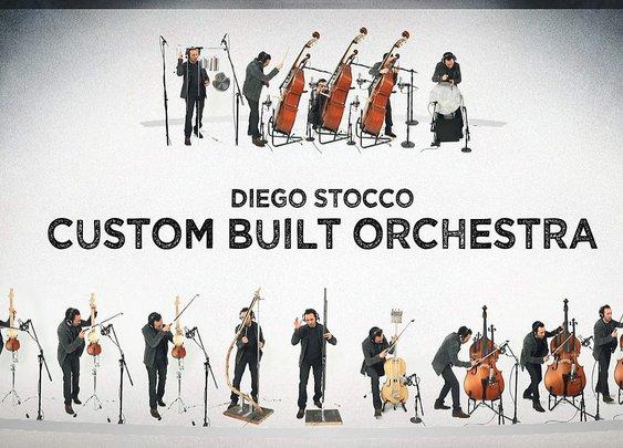 Custom Built Orchestra