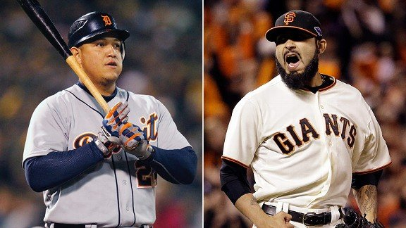 Ten reasons to watch the 2012 World Series