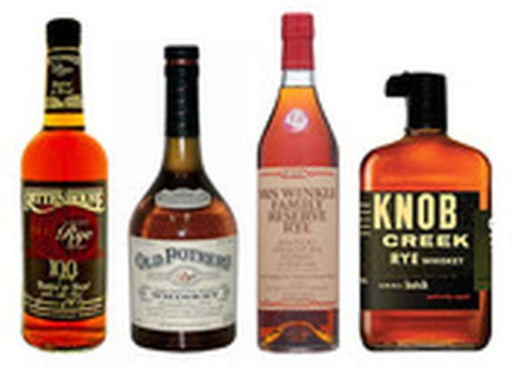 The Serious Eats Guide to Rye Whiskey | Serious Eats: Drinks