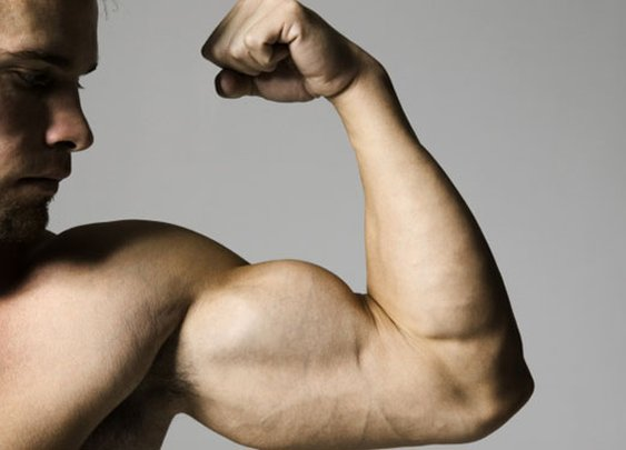 Time Crunch Training: Build Bigger Arms in 10 Minutes - Men's Fitness