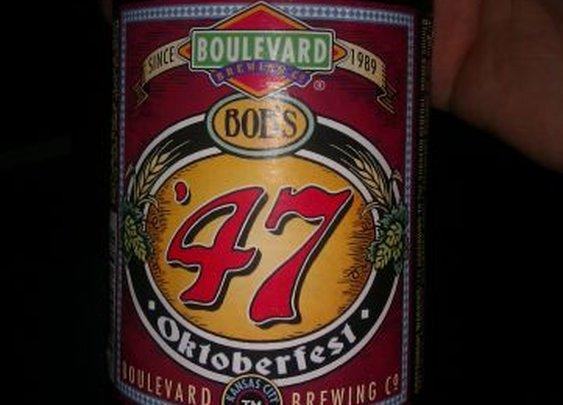 Great seasonal craft beer.