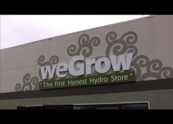 The 15,000 SF Marijuana Superstore In Oakland