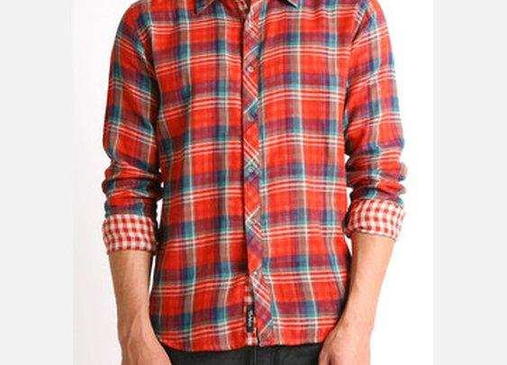 Fab.com | Troy Boy Shirt Red