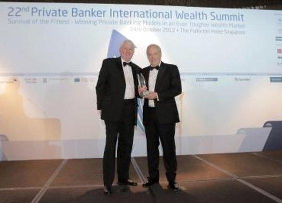 Private Banker International Wealth Summit & Awards 2012