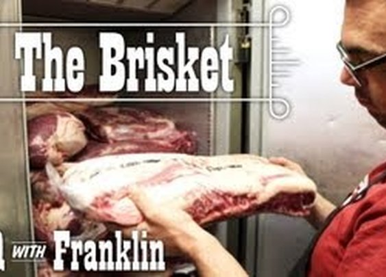 BBQ with Franklin: The Brisket - YouTube