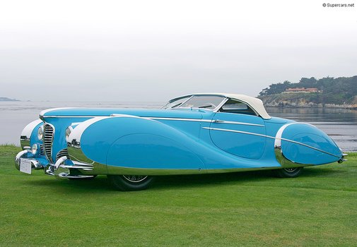 Super car from the past