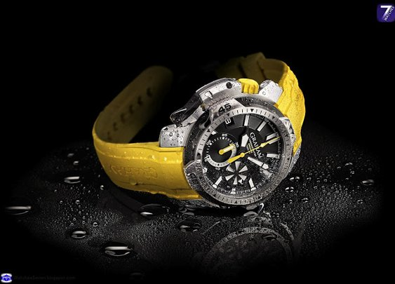 GRAHAM - Chronofighter PRODRIVE Professional Limited Edition