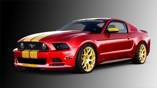 Ford and friends unleash half a dozen new Mustangs