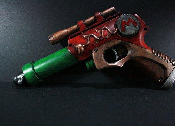 Kodykoala's Custom Super Mario Gun