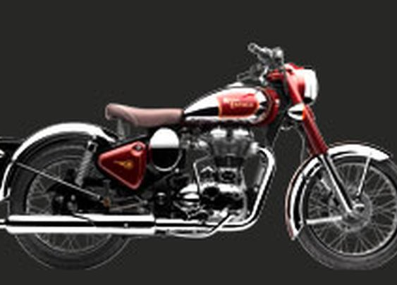 Royal Enfield Clasic Chrome
