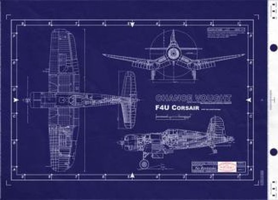 Chance Vought F4U Corsair | WWII (USAAF) United States