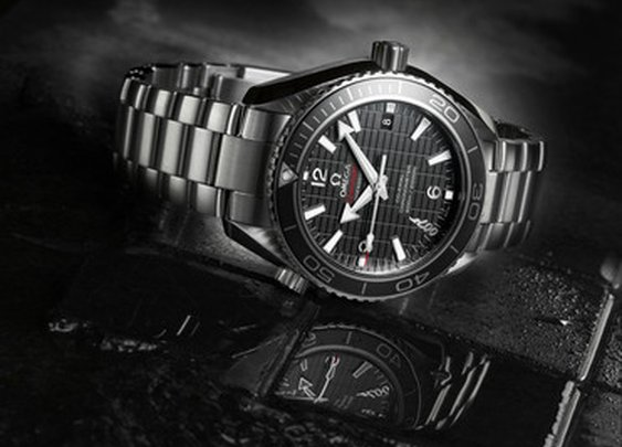 """OMEGA Watches: Celebrating the new James Bond film:the Seamaster Planet Ocean 600M""""SKYFALL"""" Limited Edition"""