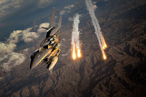 25 Incredible Photographs by the U.S. Air Force