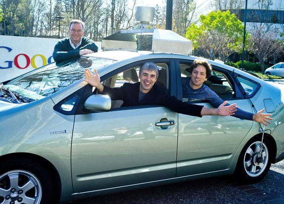 Driverless Car Send Google And US To Make Rules ~ The Guys Corner