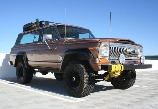 1980 Jeep Cherokee Chief | Moldy Chum