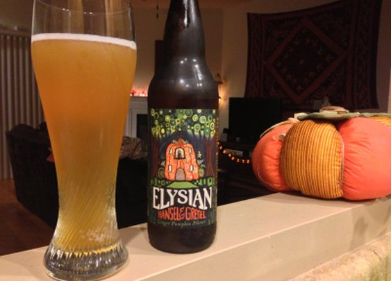 Elysian Brewing Hansel and Gretel | This Is Why I'm Drunk