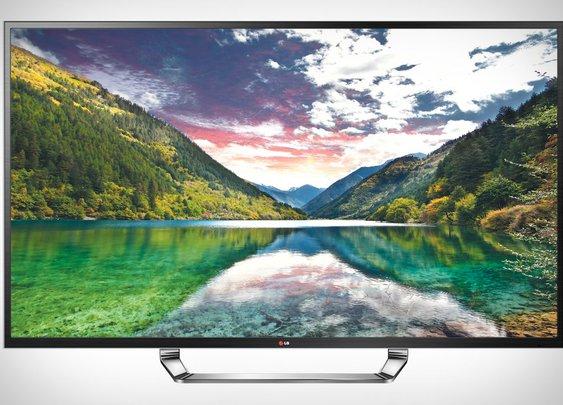 LG 84-Inch 4K 3D TV | Uncrate