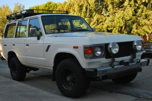 V8-Powered 1986 Toyota Land Cruiser FJ60 | Moldy Chum