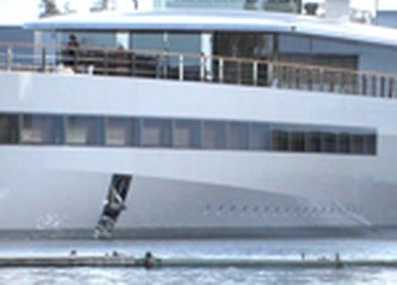 Steve Jobs's Secret Yacht Looks Like a Giant iPhone - Yahoo! News