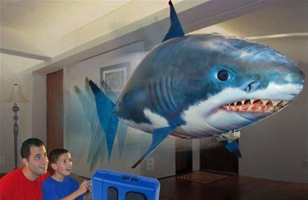 Flying Shark Toy