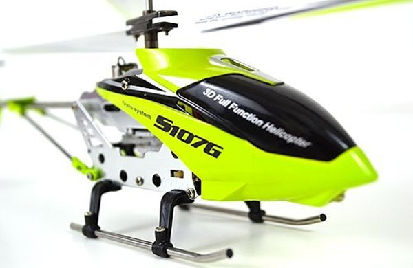 Flying Helicopter Toy