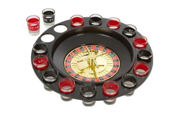 Shotglass Roulette