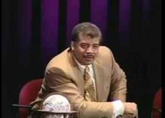 Dr. Neil DeGrasse Tyson: A fascinatingly disturbing thought - YouTube