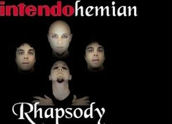 Nintendohemian Rhapsody (video)