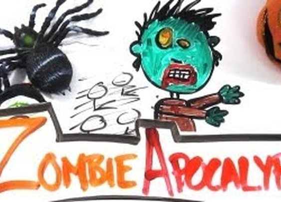 Zombie Apocalypse Science - YouTube