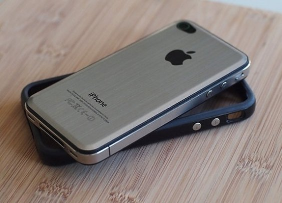Add a Metal Back to Your iPhone 4 ($1-20) — Svpply