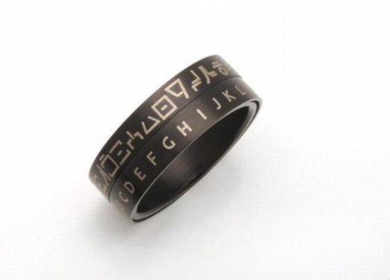 'Star Wars' Huttese Translator Ring