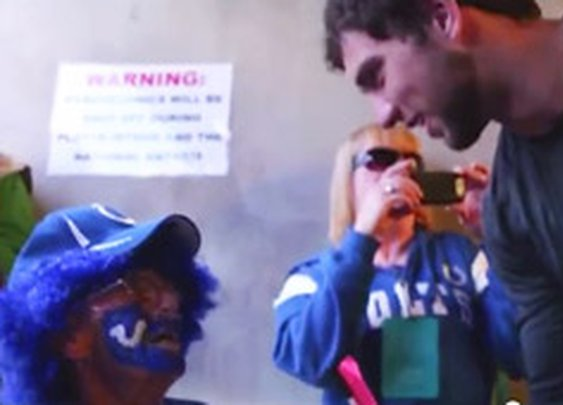Longtime Colts Fan Gets Final Wish Granted