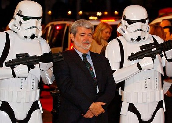 Disney Buying Lucasfilm for $4 Billion