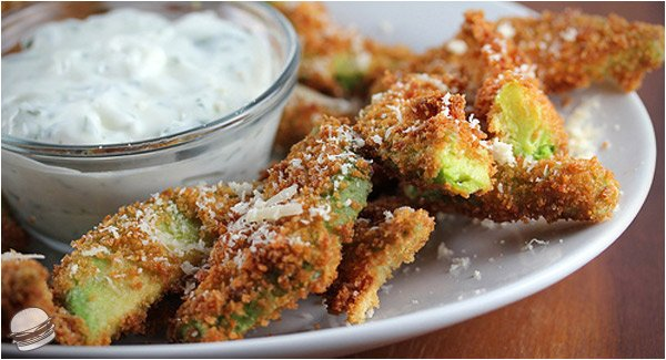 Avocado Fries | damnthatlooksgood