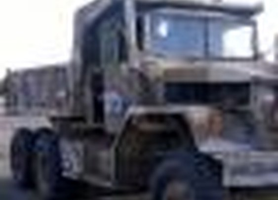 Jeep Corp M817 5 ton 6x6 Dump Truck- Surplus on GovLiquidation.com