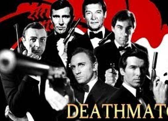 James Bond 007: Movie Deathmatch - YouTube