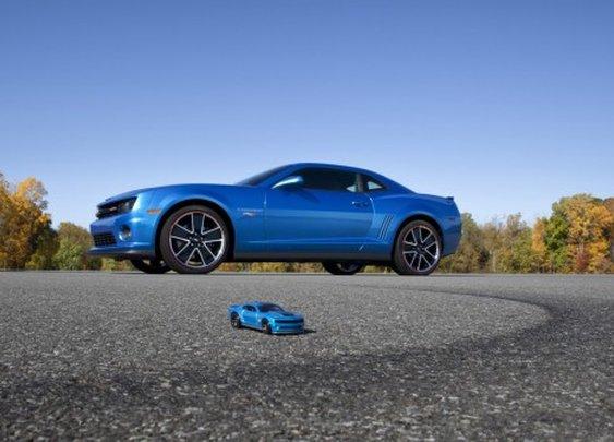 Hot Wheels Camaro Comes To Life - The Guys Corner