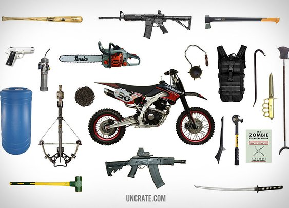 Essentials: Zombie Hunter | Uncrate