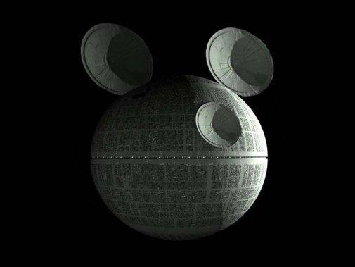Disney Bought Lucas Arts....