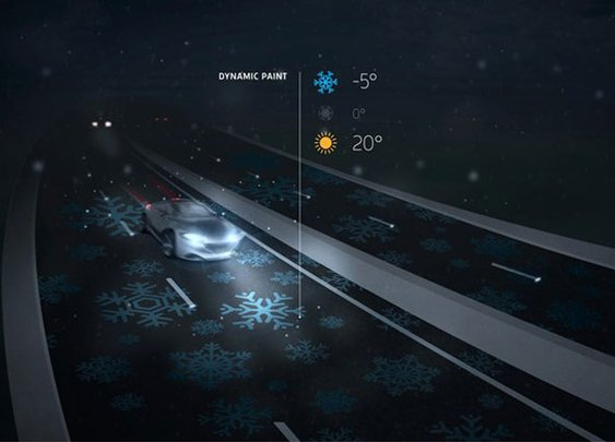 Netherlands highways will glow in the dark starting in mid-2013 | Ars Technica
