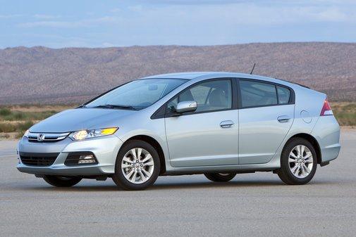 2013 Honda Insight: My New Car Review on AutoTrader.com