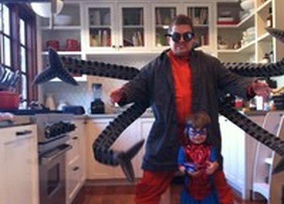 Here's Patton Oswalt's Halloween costume
