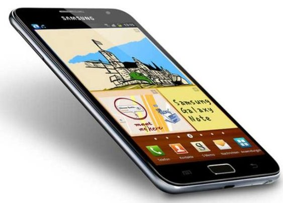 Best Android Phablets/ tablets of 2012