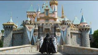 Darth Vader: checking out his new digs