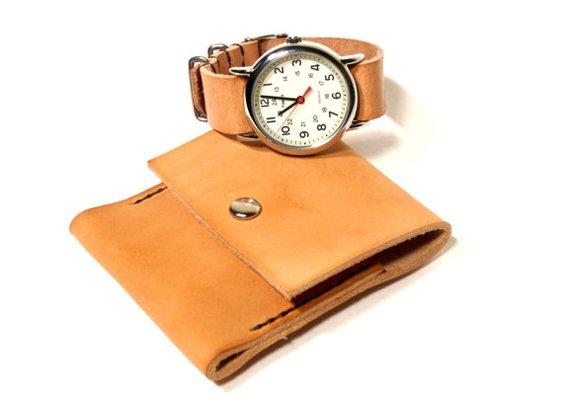 Wallet & Watch Combo - Get Both!