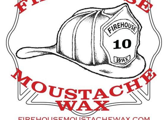 Quality Moustache Wax, Firehouse Moustache Wax