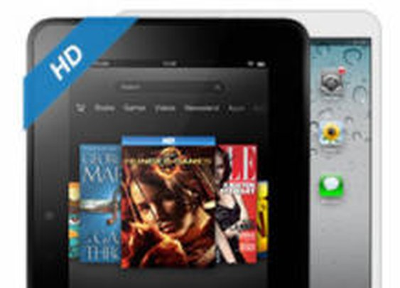 Amazon pits Kindle Fire HD vs. iPad Mini | Internet & Media - CNET News