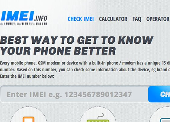 Lifehacker.com Updates: IMEI.info Checks If Your Phone Is Carrier Unlocked (or Not)