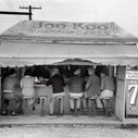 """Burgers 5 cents, chili a dime and the 7up is """"real."""""""